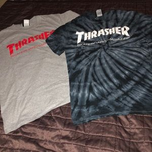 Thrasher shirts bundle